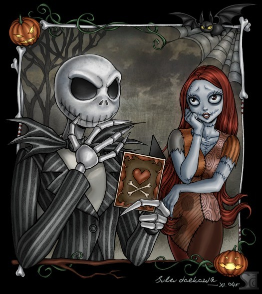 Nightmare Before Christmas von daekazu