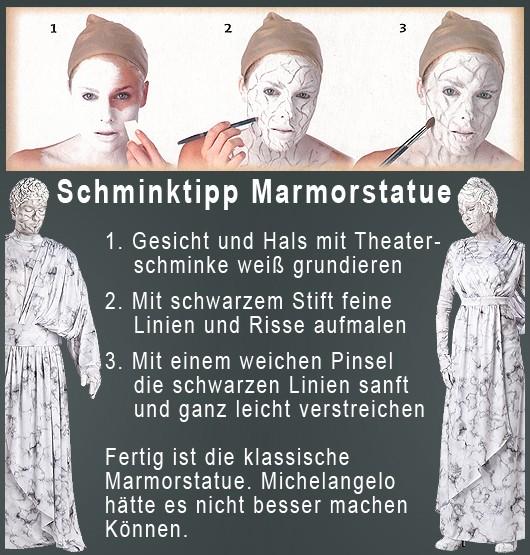 Marmor-Schminktipp