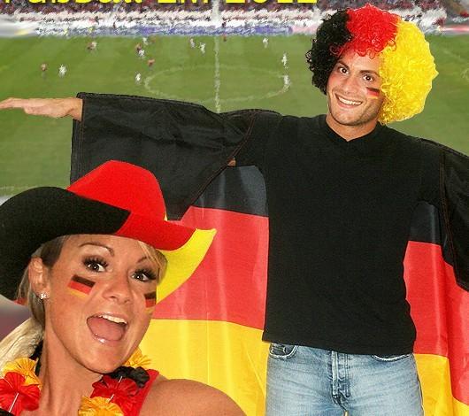 Fanartikel zur Fußball EM 2012