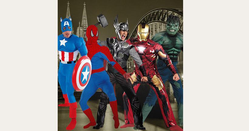 Alles über Avengers, die Rächer