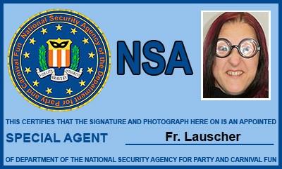 FBI und NSA Kostüm selber basteln