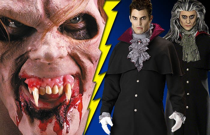 Vampire: Gentleman oder grausame Bestie?