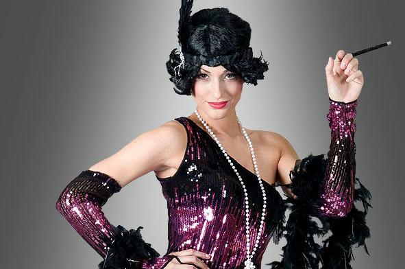 Mottoparty Charleston Margo Liebt Sexy Flapper Kostumpalast Blog