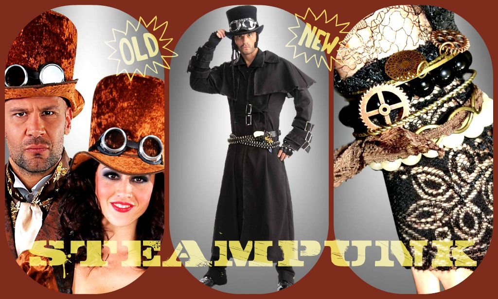 die 10 besten mottoparty ideen 4 steampunk mode. Black Bedroom Furniture Sets. Home Design Ideas