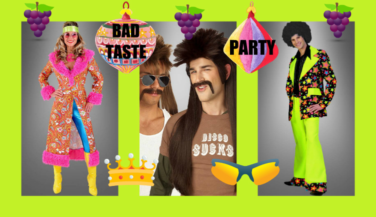 Die ultimative Bad Taste Party bei den Halloweens