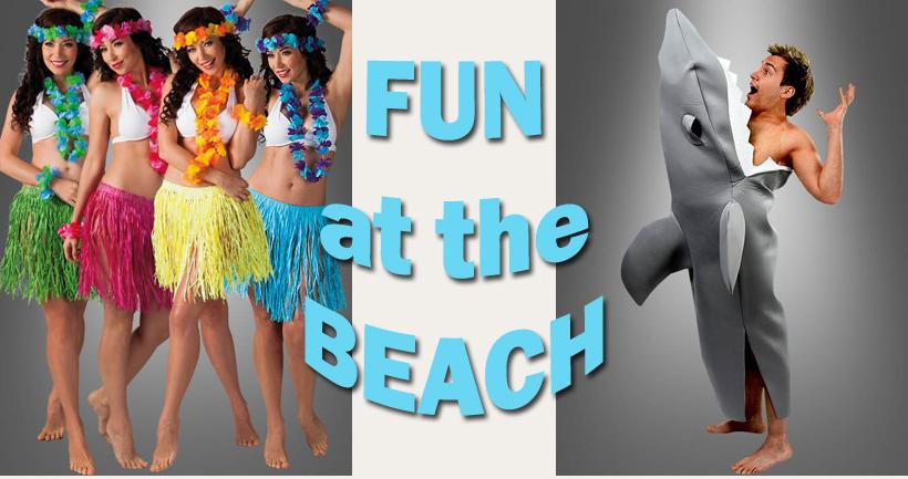 Eine Beach Party organisieren