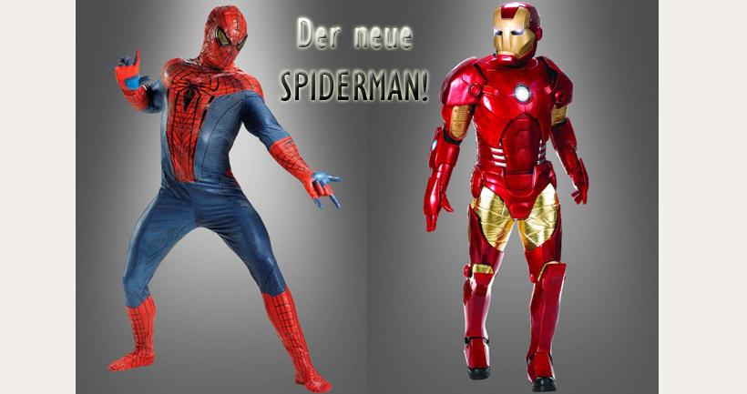 Tonys Filmtipps: Der neue Spiderman ist da