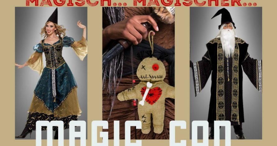 Magisch, magischer, Magic Con!