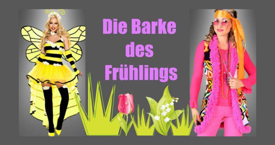 Habt ihr jemals von der Barke des Frühlings gehört?