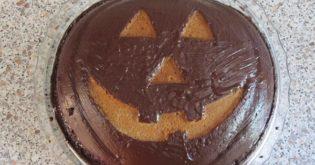 Kürbis Backform Kuchen
