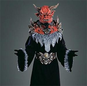 Satan Kostüm