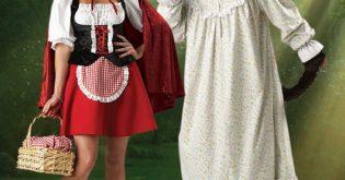 2013-10-Rotkaeppchen-klassisches-Maerchenkostuem-Wolf