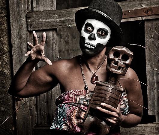 Zombies und Voodoo