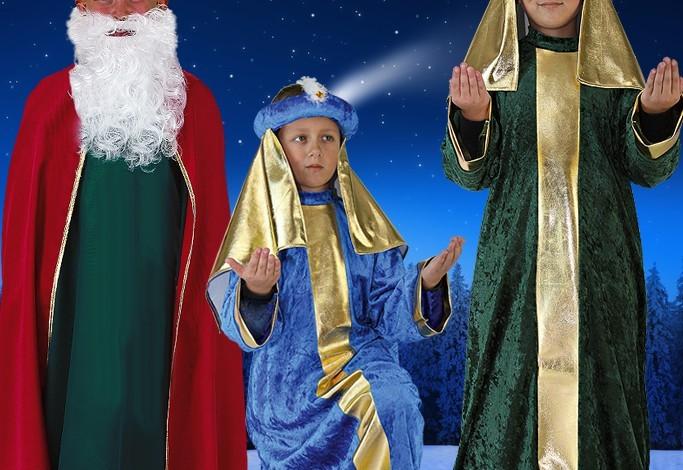 Heilige Drei Könige und das Brauchtum