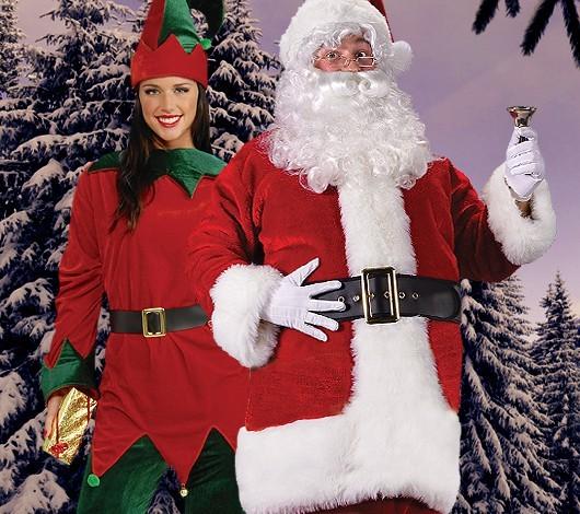 Kennt der Nikolaus den Weihnachtsmann?