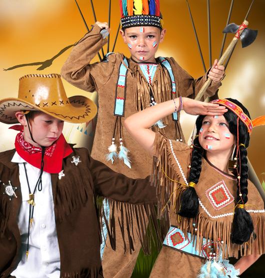 Indianer Kostüme