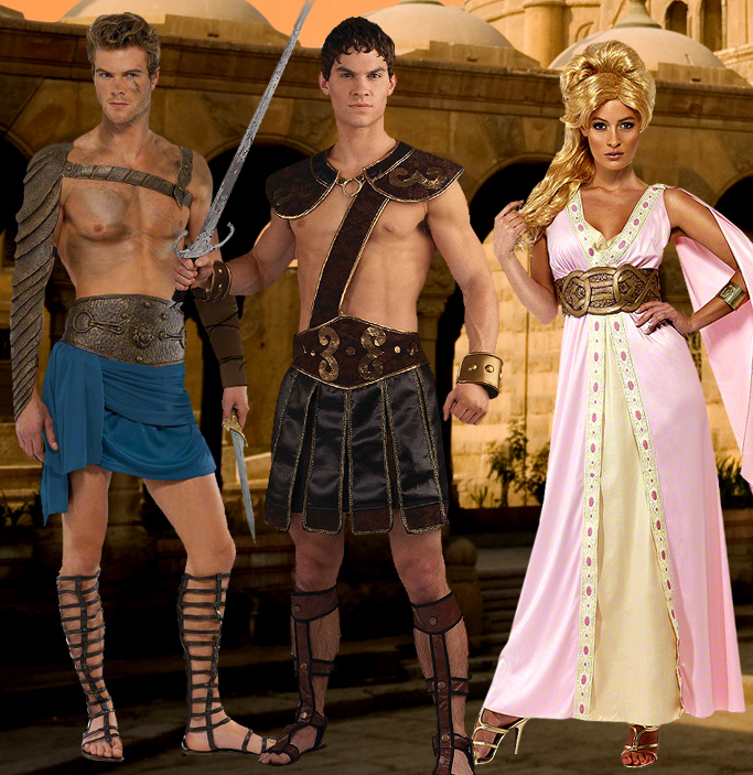 Gladiatoren Römer Kostüm