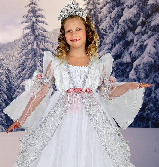 Schneekönigin oder Eiskönigin