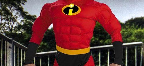 Incredible-Superheld-Disney-Filmheld-Heldenkostuem