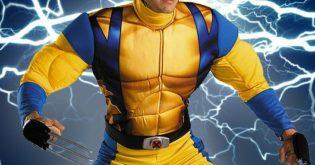 Wolverine-Superheld-X-Men-Kostuem