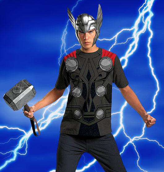 marvel Thor Kostüm