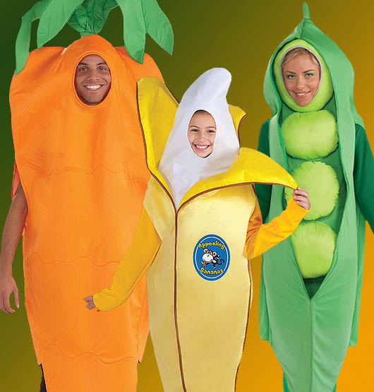 Obst Kostüme