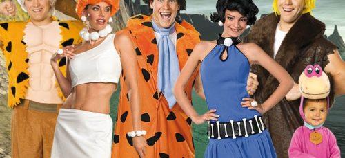 Fred-Feuerstein-Flintstones-Kostueme