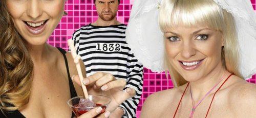Junggesellenabschied-Hochzeit-Spasskostueme