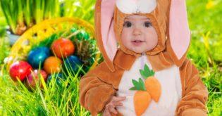 Baby Hasenkostüm