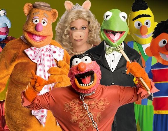 Muppets - Sesamstraße