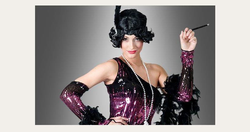 Mottoparty Charleston – Margo liebt sexy Flapper