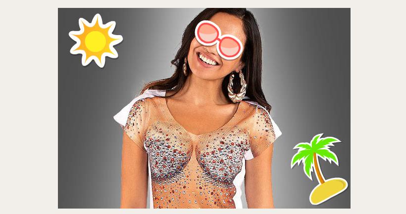 Die 10 besten Mottoparty Ideen: 1. Beachparty Kostüme