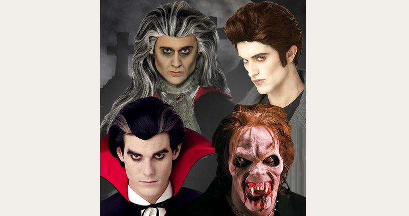 Klassischer oder moderner Vampir? Den Vampiren ist das gleich!