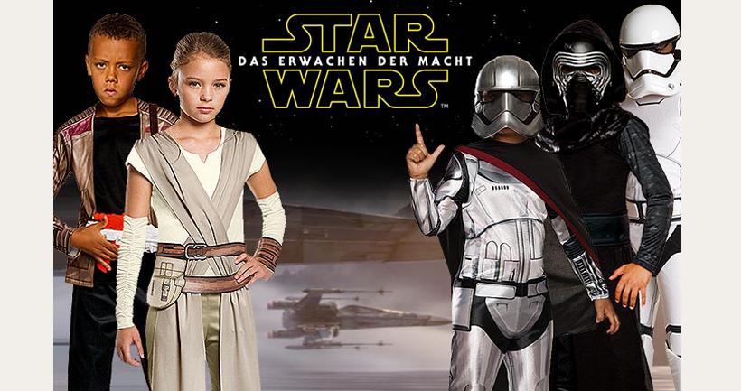 Die 10 besten Mottoparty Ideen: 8. Star Wars