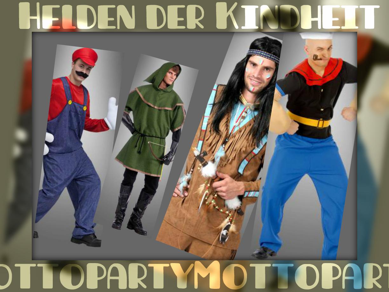 helden-der-kindheit-mottoparty
