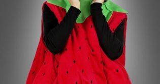 Erdbeere Kostüm