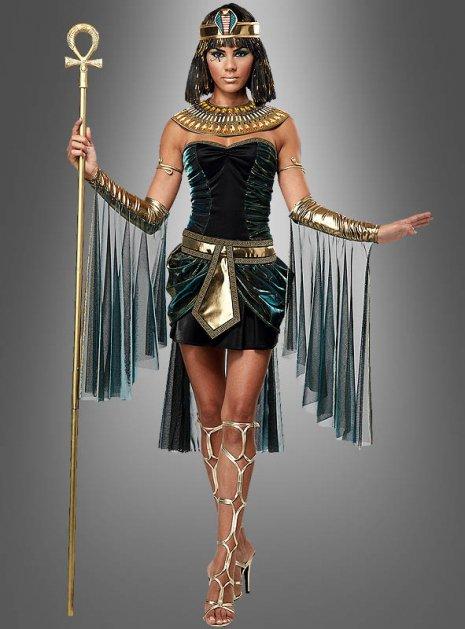 Cleopatra schminken
