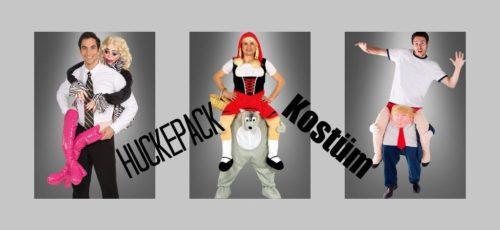 huckepack-kostüm