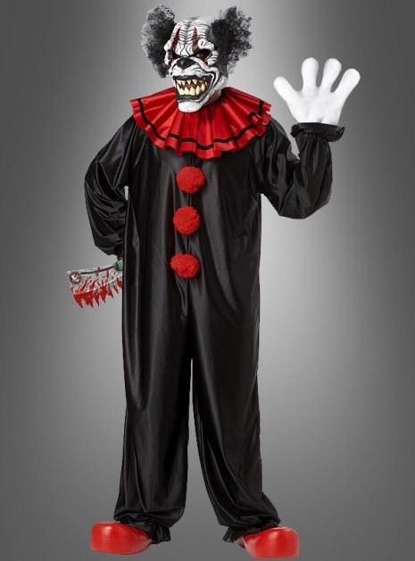Horrorclwon kostüm
