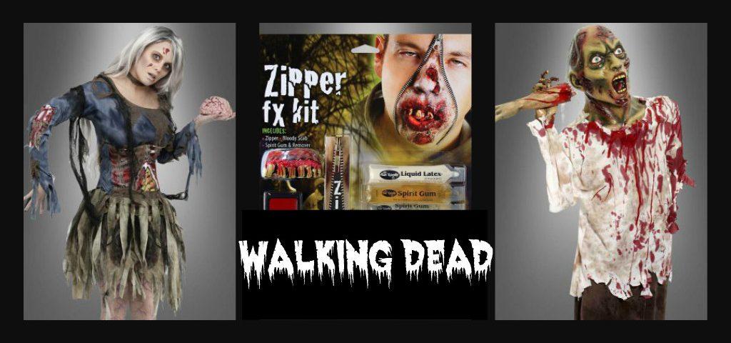 Walking Dead Kostüm