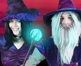 Mottoparty - Hexen und Zauberer