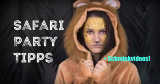 safari-party