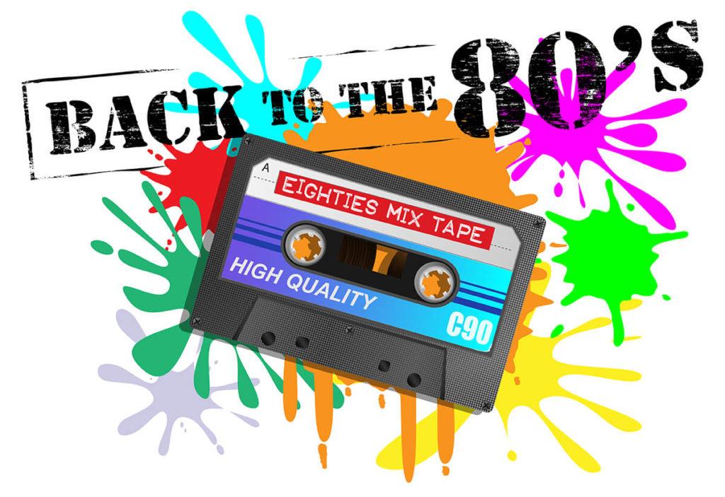 In den 80ern wurden ohne Frage einige der besten Hits überhaupt geschrieben. Allemal genug, um etliche Mix-Tapes zu füllen.